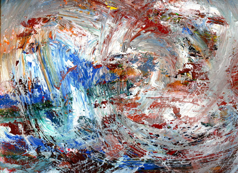abstract art color field art abstract expressionism