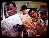 "Alesia with Sidney Poitier in ""Separate But Equal"""