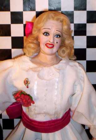Bette Davis Baby Jane doll made in the USA