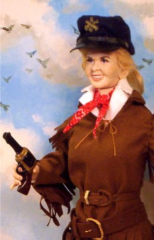Doris Day doll made in America