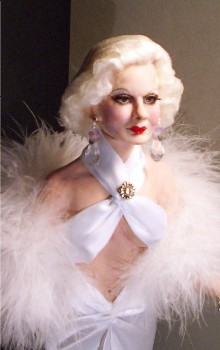 Jean Harlow doll made in the USA