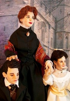 Deborah Kerr doll made in the USA