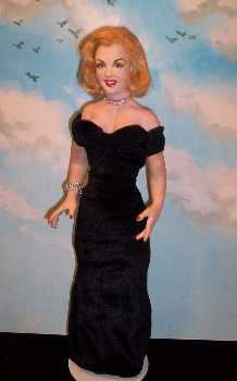 Marilyn Monroe doll made in America
