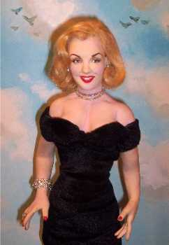 Marilyn Monroe doll made in the USA