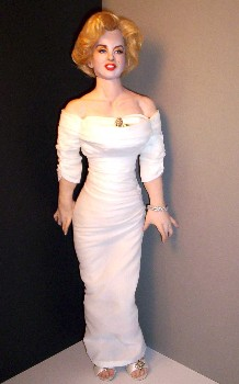 Norma Jeane Marilyn doll made in America