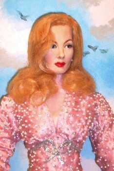 Veronica Lake doll made in America
