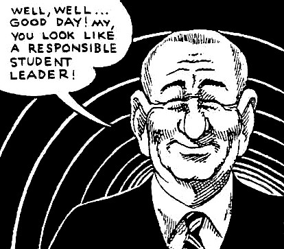 LBJ cartoon Lyndon Johnson caricature political cartoon editorial cartoon politics humor satire