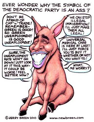 Obama cartoon Obama caricature Obama donkey Obama ass Obamass