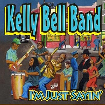 Kelly Bell Band cover art 1