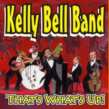 Kelly Bell Band cover art 2