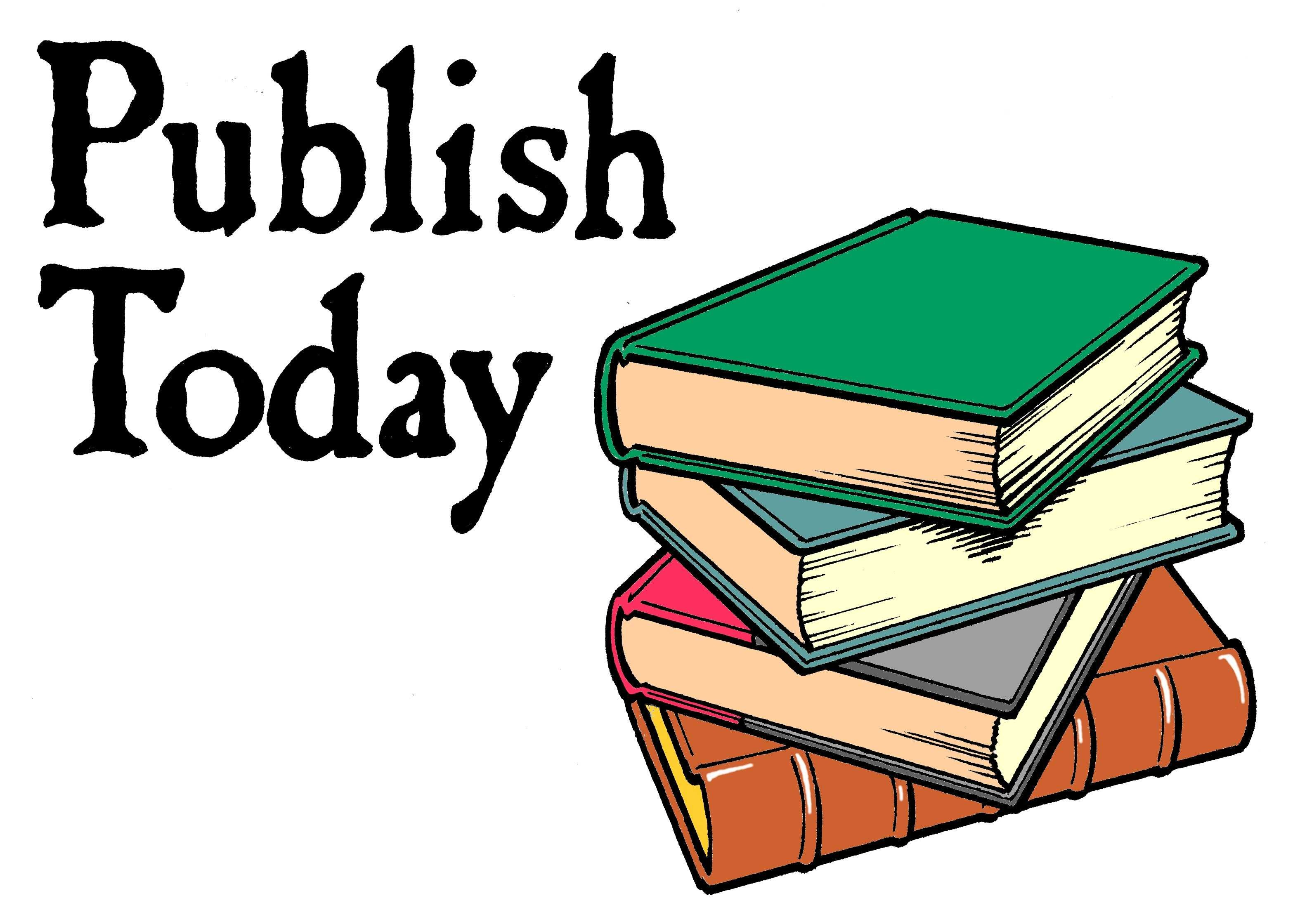 Publish Today logo by Breen
